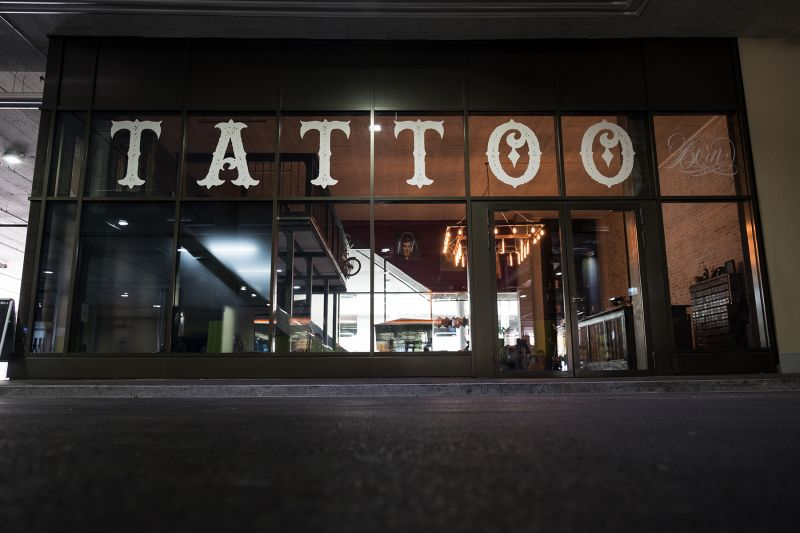 Tattoo Studio - Born 1891