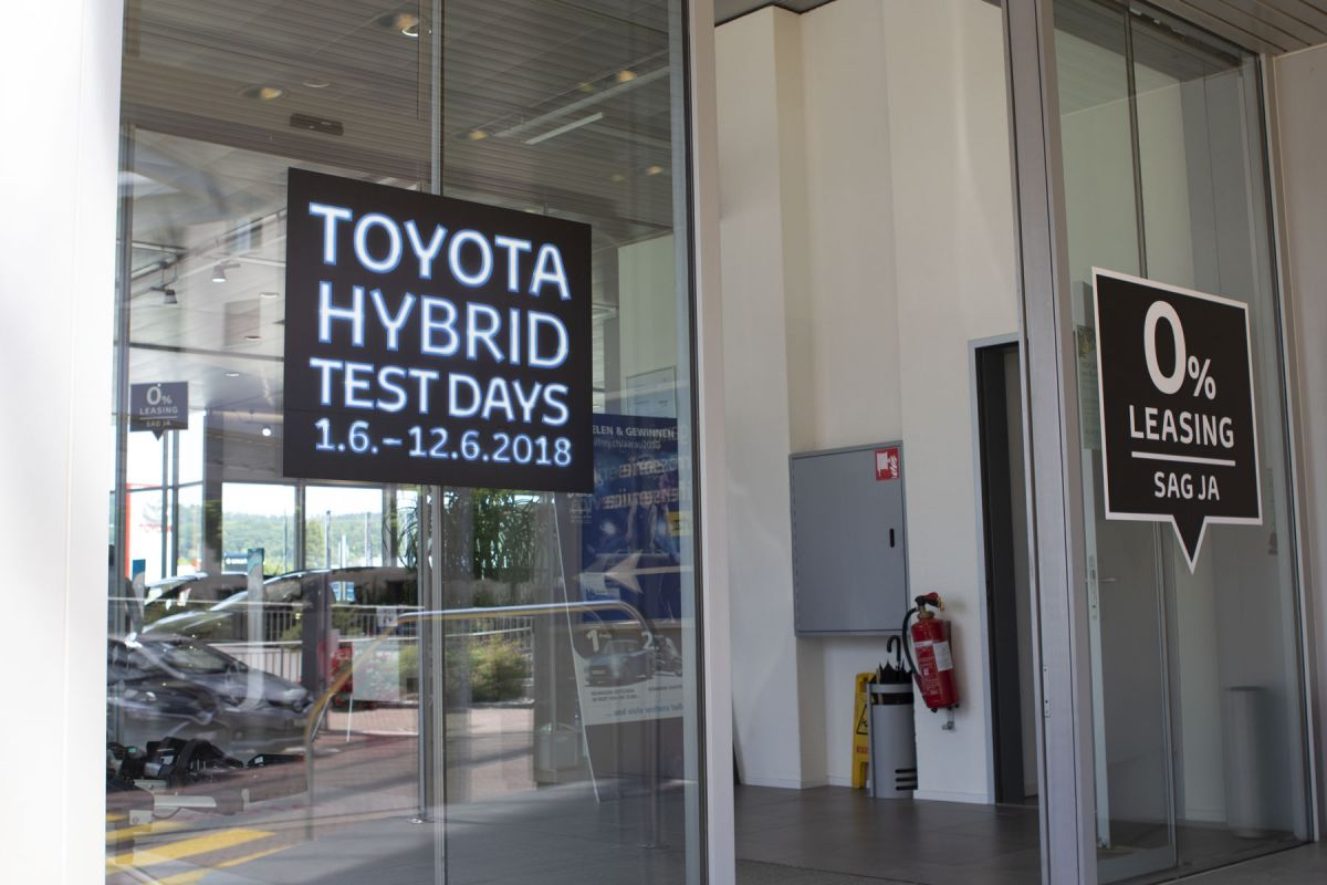 Toyota Test Days 2018