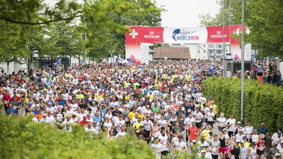 Wings for Life World Run Zug
